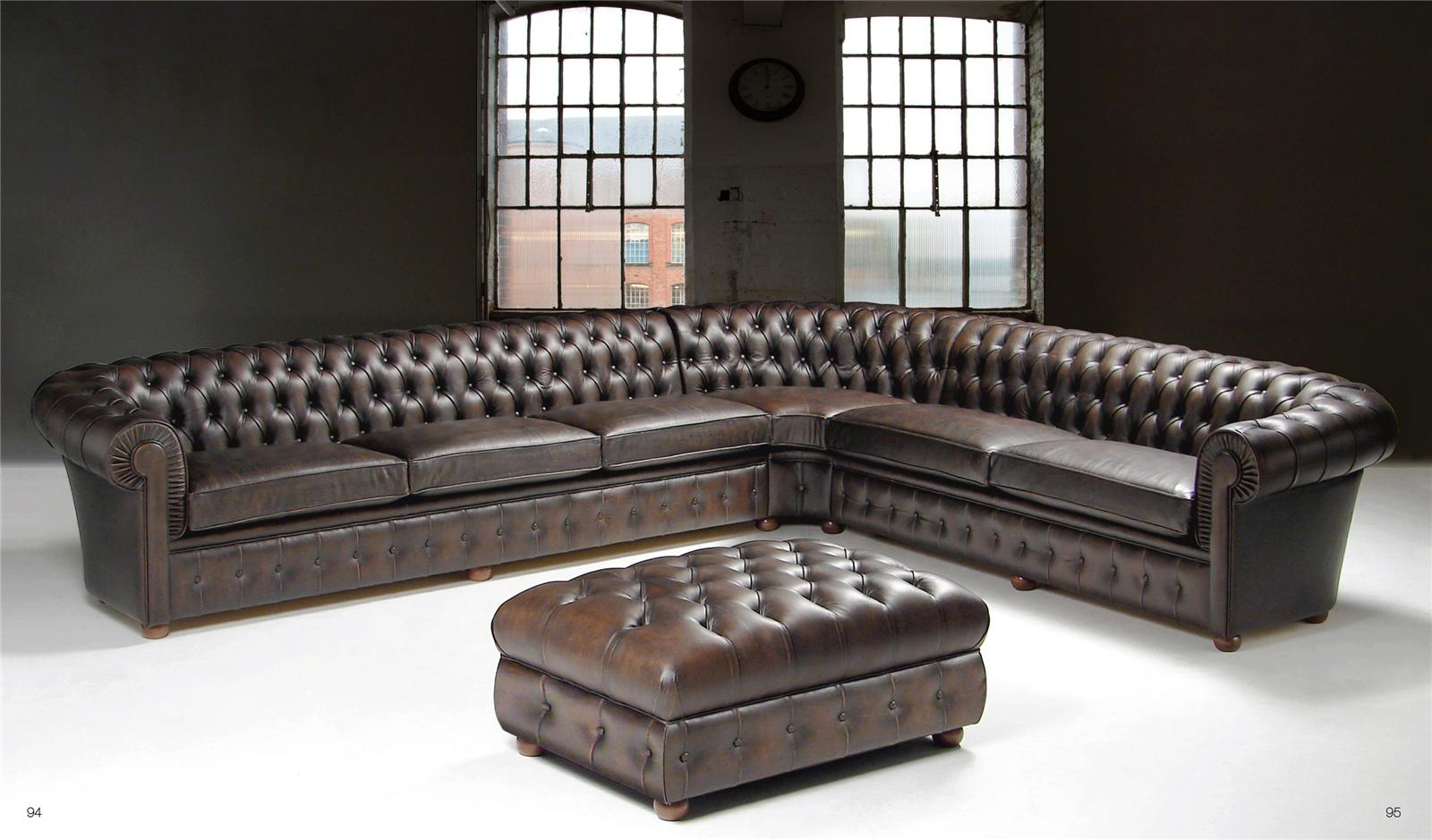 CHESTERFIELD - Sofa