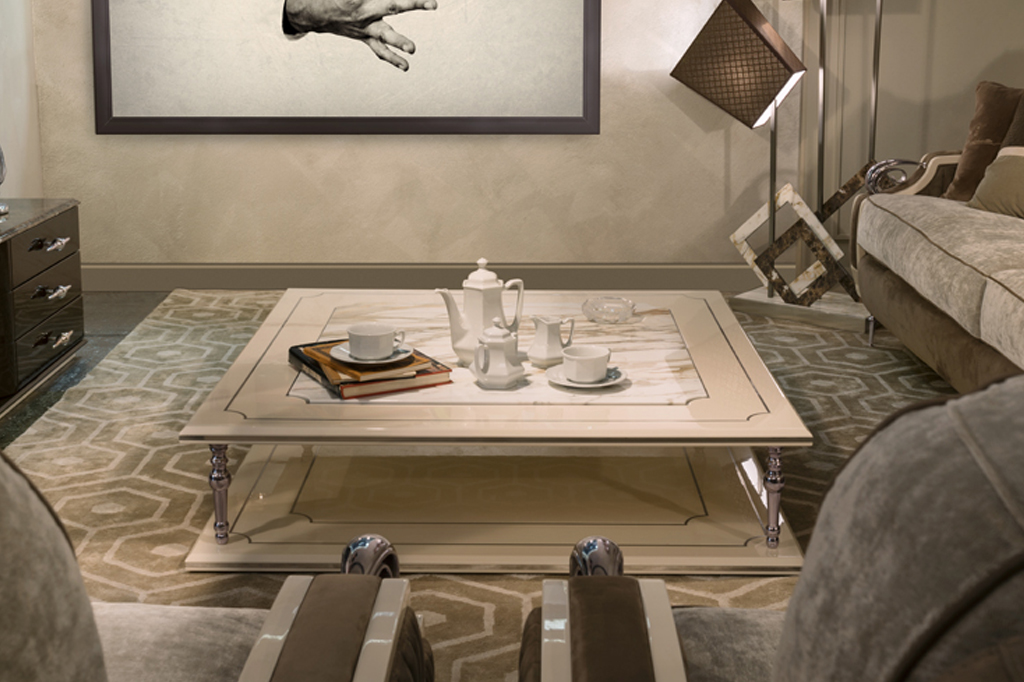 LALIQUE - Coffee Table