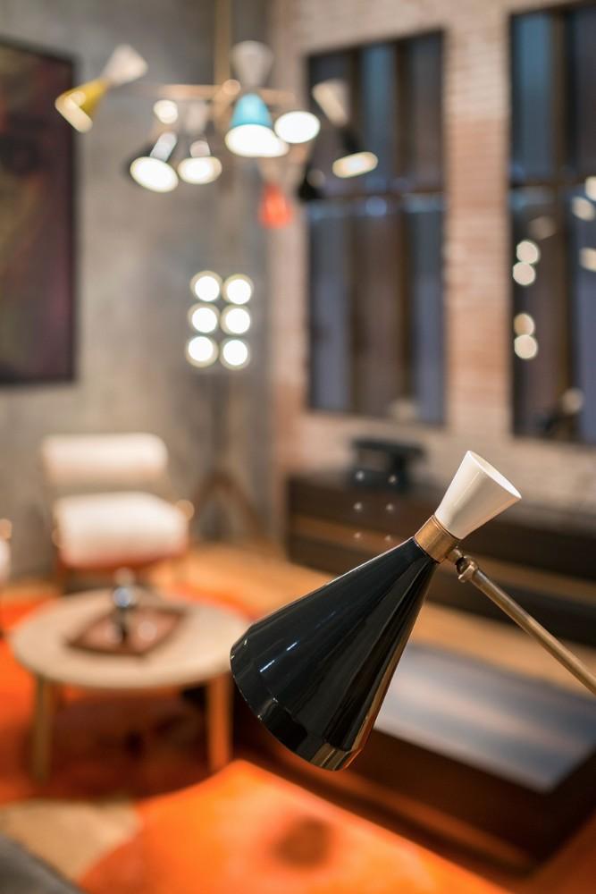 FLIPPER - Floor lamp