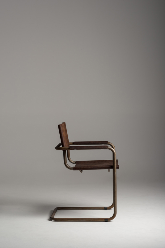 MECCANICA - Chair with armrests