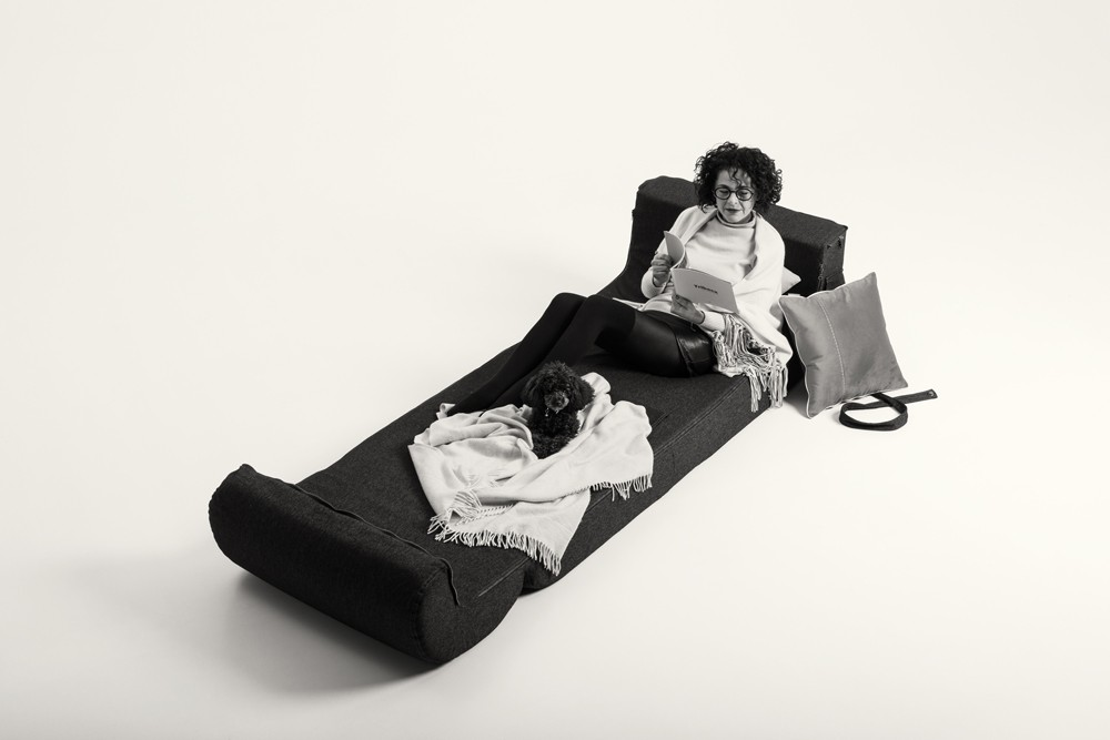 PAPPAGALLE - Armchair