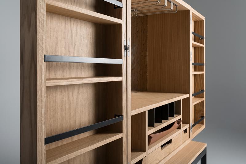TURY -  Bar Cabinet