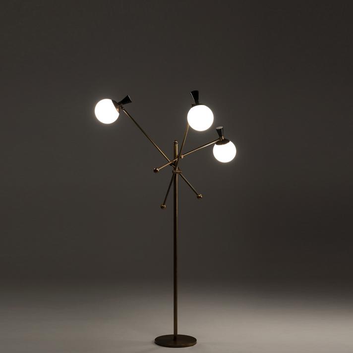 IGLOO - Floor lamp