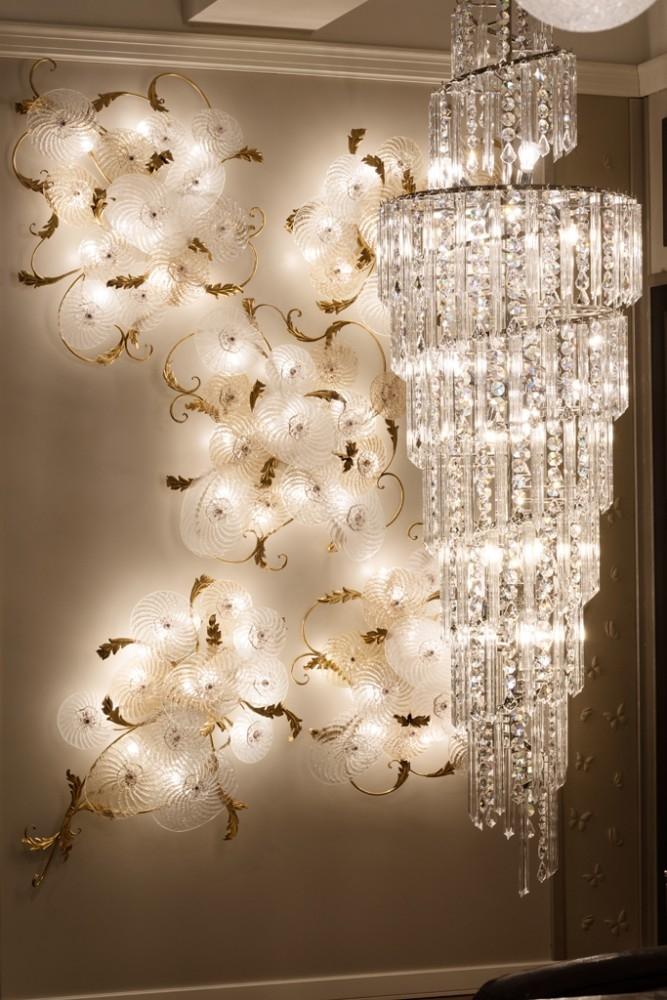 CHIARALUNA - Wall lamp