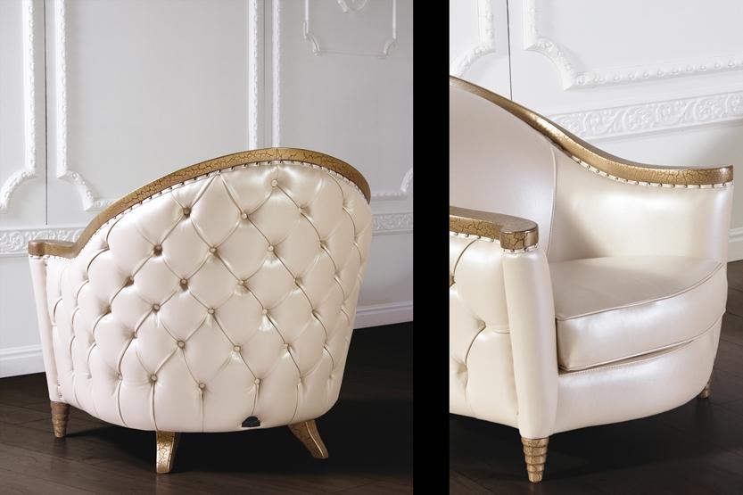 LA PERLA CHIC - sofa and armchair
