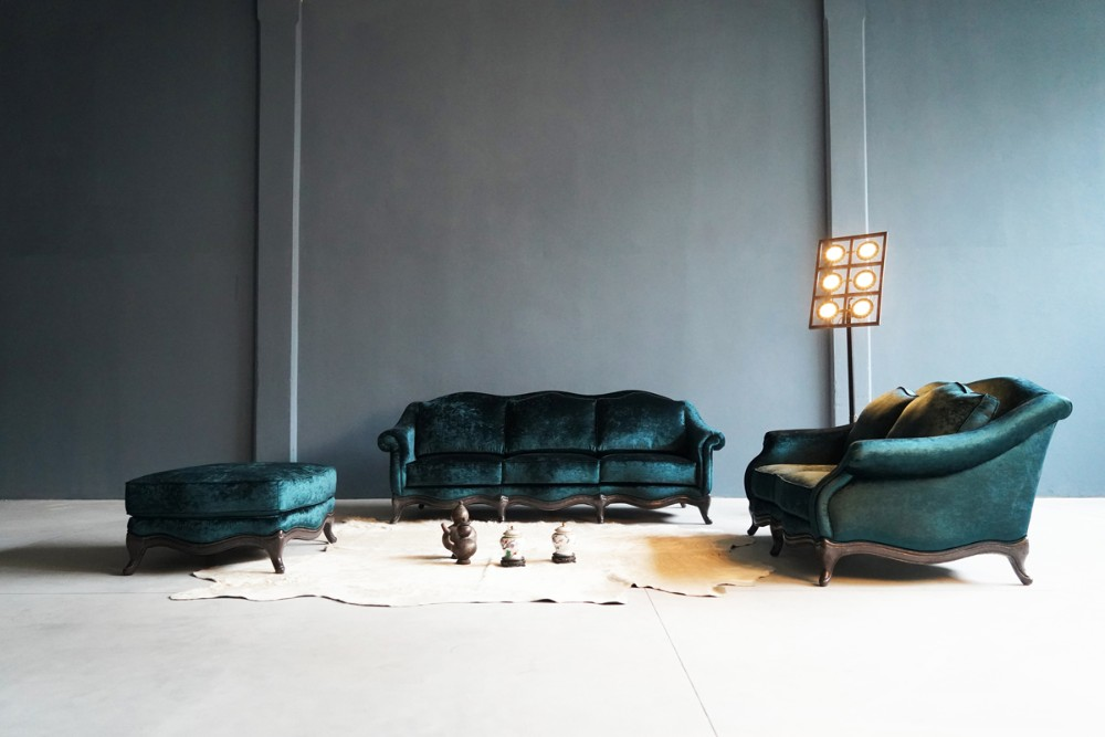 MIRÒ - Sofa and Armchair