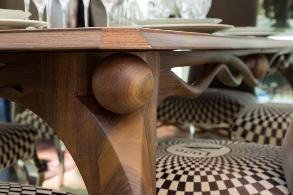 TULLIO - Dining table