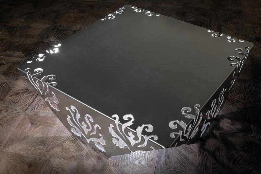 MACRAMÉ - Tavolo da salotto
